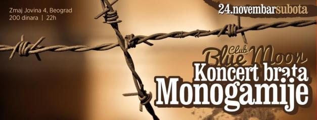 Koncert brata Monogamije