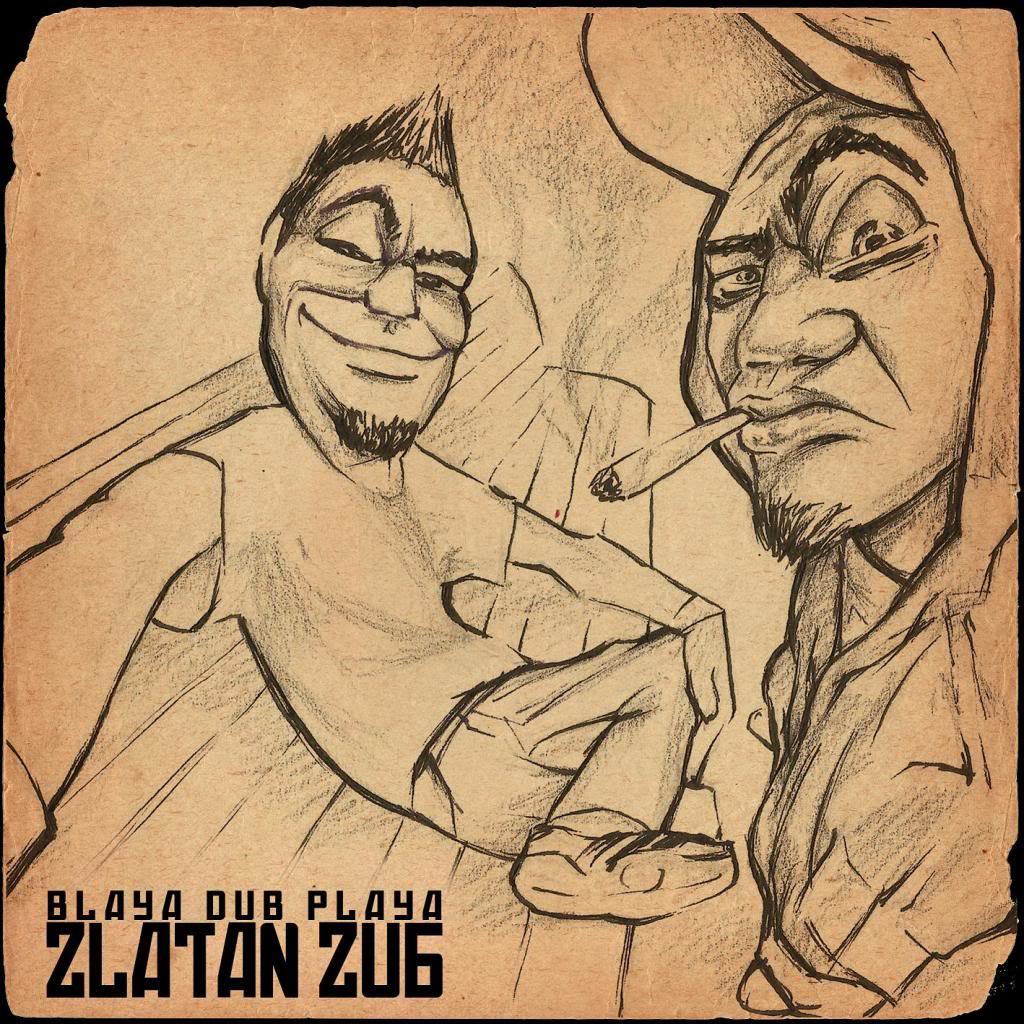 Blaya DUB Playa – Zlatan Zub (Album 2011 ) | Hip-hop Ostaje