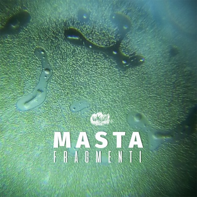 Masta - Fragmenti (Album Cover)